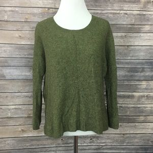 Madewell Northroad Pullover Sweater